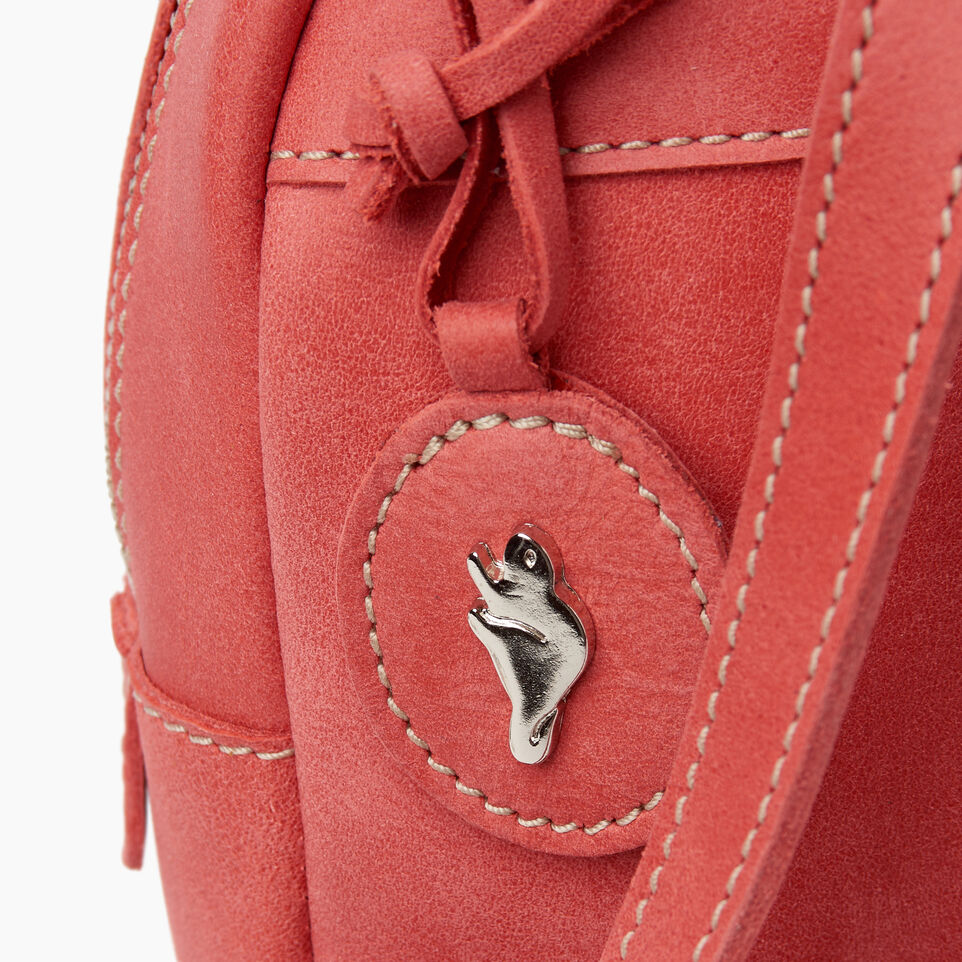 Roots-Leather New Arrivals-City Chelsea Pack-Coral-E