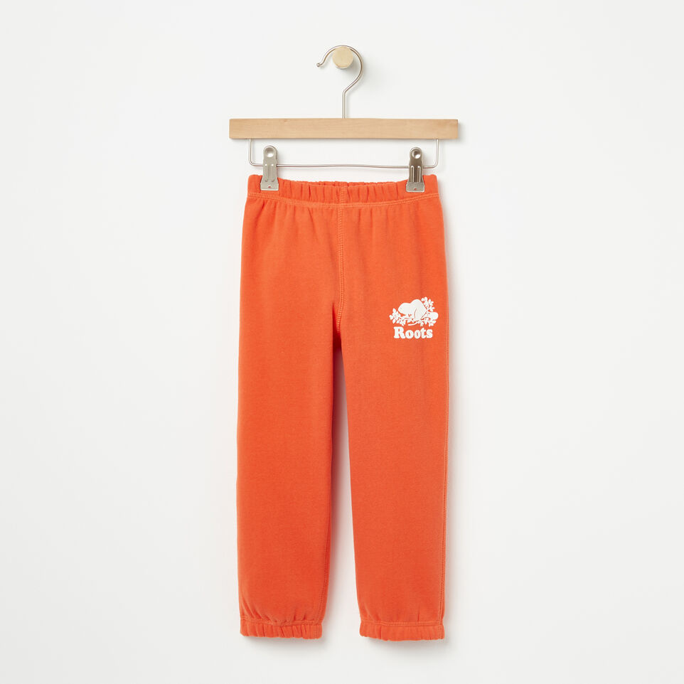 Roots-undefined-Toddler Original Slim Sweatpant-undefined-A