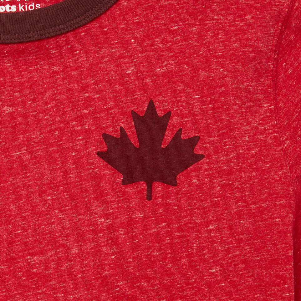 Roots-undefined-Boys Canada Cabin Ringer T-shirt-undefined-D