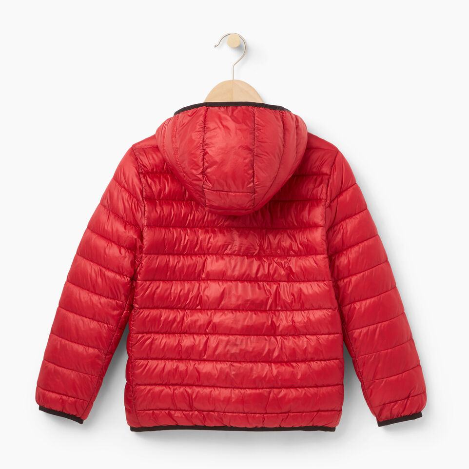 164e15545 Boys Roots Puffer Jacket | Boys, Jackets | Roots