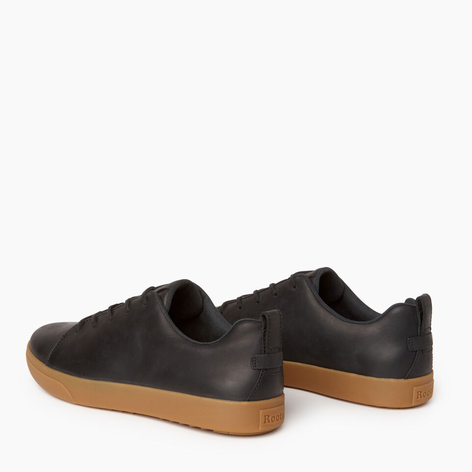 Roots-Footwear Our Favourite New Arrivals-Mens Parkdale Sneaker-Black-E
