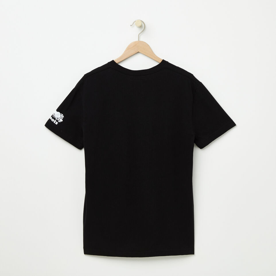 Roots-undefined-Mens Nice Short Sleeve T-shirt-undefined-B