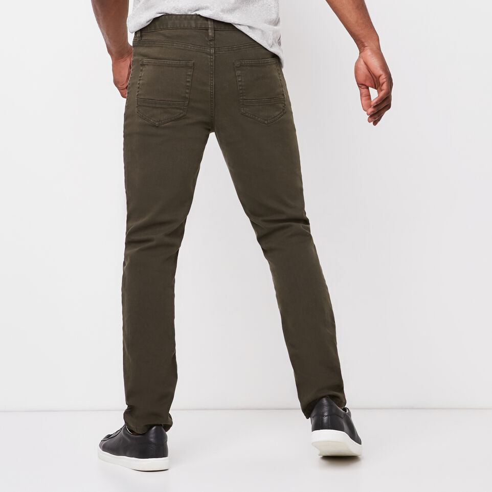 Roots-undefined-Pantalon À 5Poches Albany-undefined-D