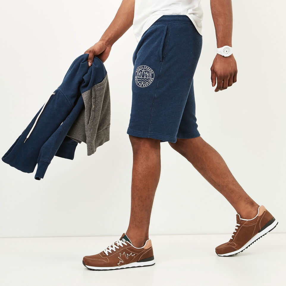 Roots-undefined-Shorts Molleton True North-undefined-B