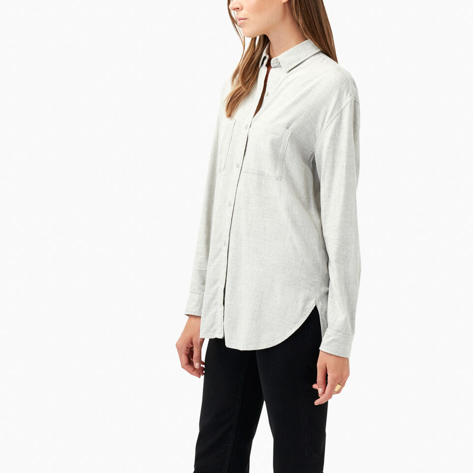Roots-undefined-Novelty Arria Boyfriend Shirt-undefined-C