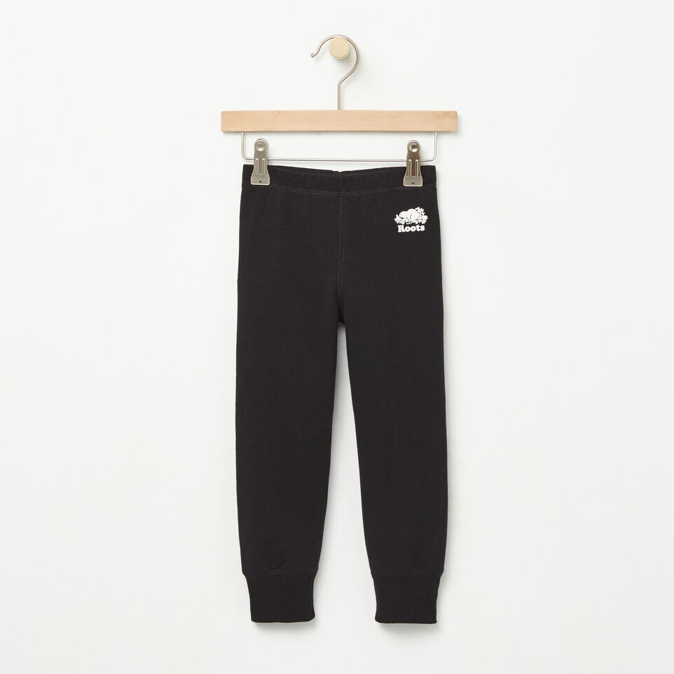 Roots-undefined-Tout-Petits Legging Douillet Cooper Roots-undefined-A