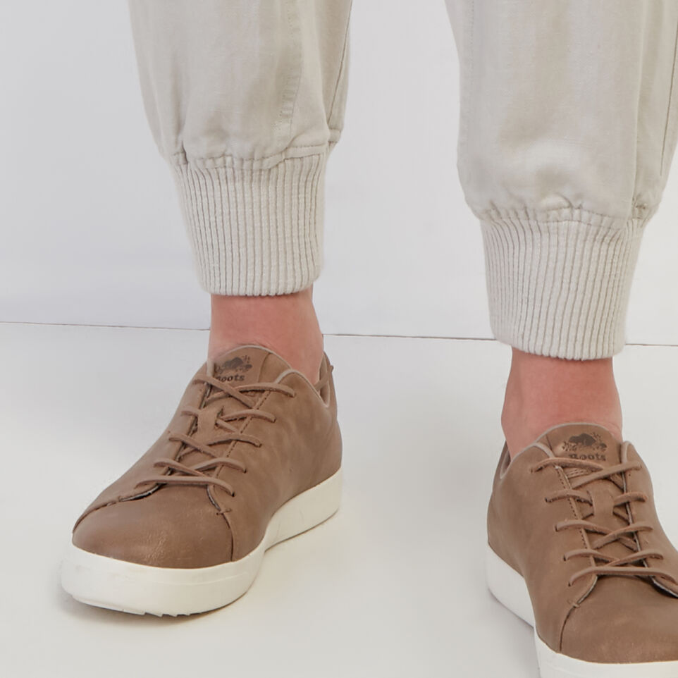 Roots-undefined-Linen Essential Jogger-undefined-F