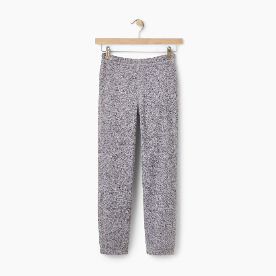 Roots-Kids Bottoms-Boys Original Sweatpant-Salt & Pepper-B