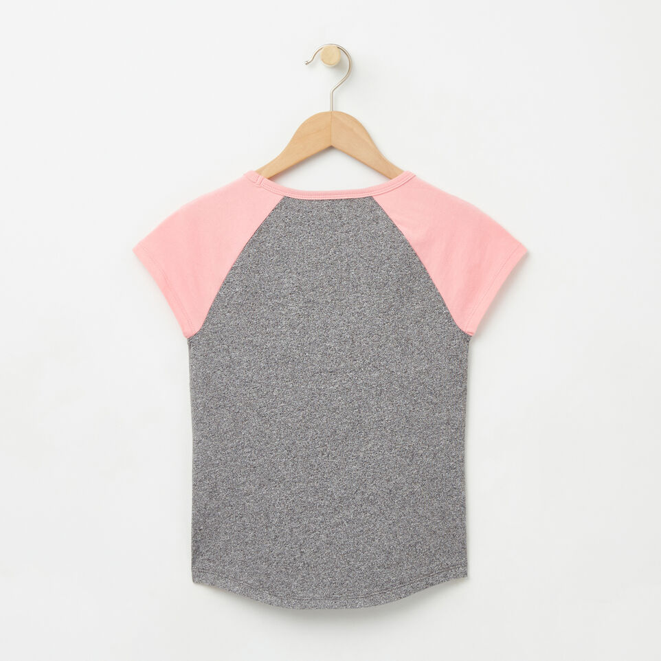 Roots-undefined-Girls Cooper Canada Raglan Top-undefined-B