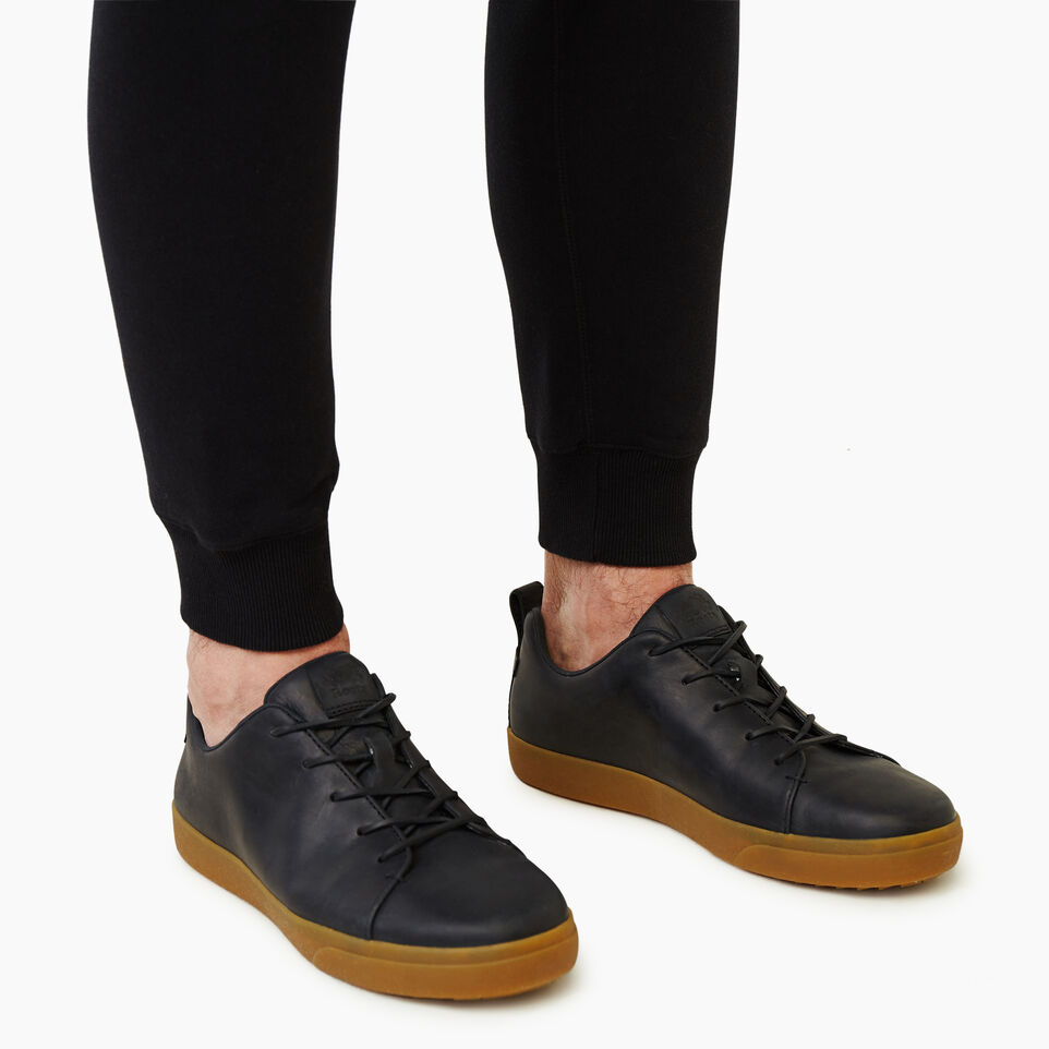 Roots-Footwear Our Favourite New Arrivals-Mens Parkdale Sneaker-Black-B