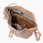 Roots-Leather  Handcrafted By Us Our Favourite New Arrivals-Sherbrooke Bucket-Pink Mist-D