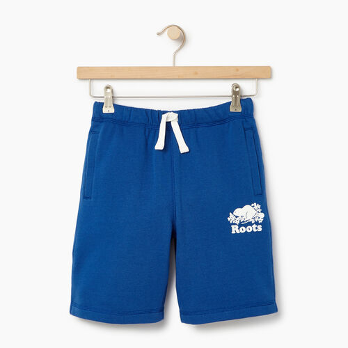 Roots-Kids Our Favourite New Arrivals-Boys Original Short-Active Blue-A