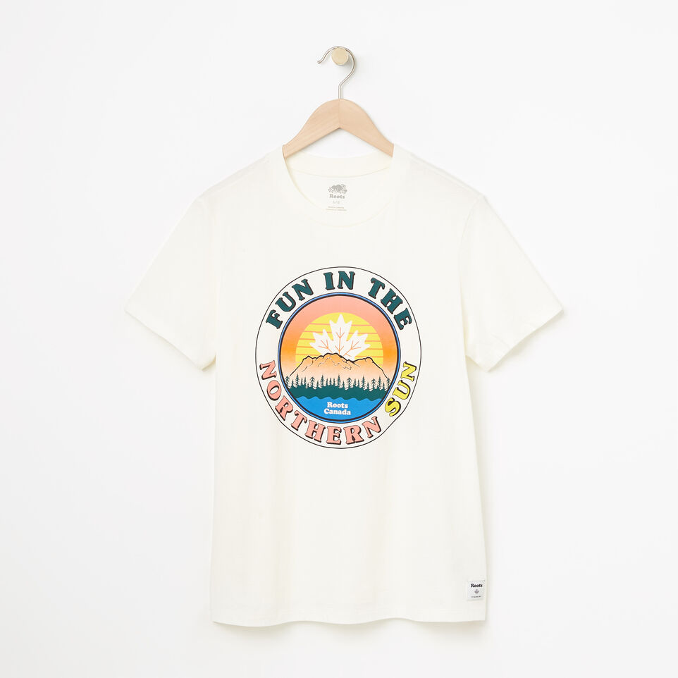 Roots-undefined-Womens Fun In The Sun T-shirt-undefined-A