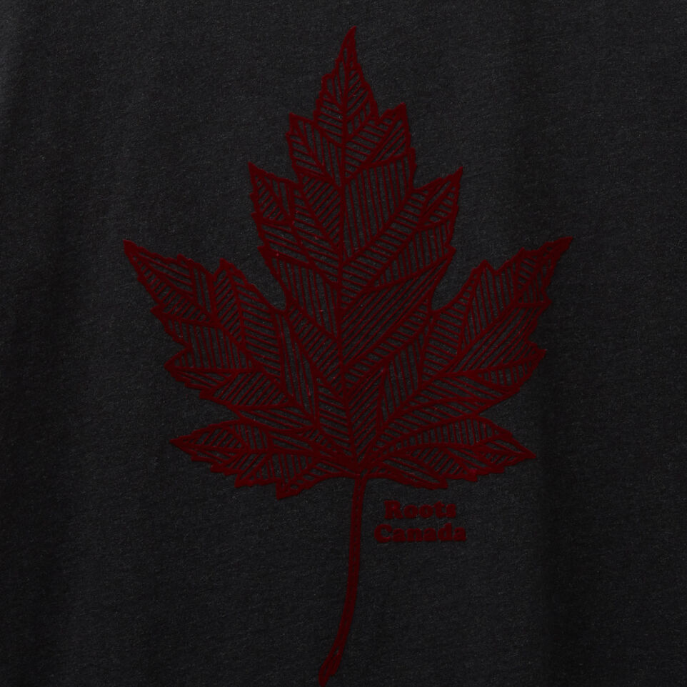 Roots-undefined-Poplar Heavyweight T-shirt-undefined-C