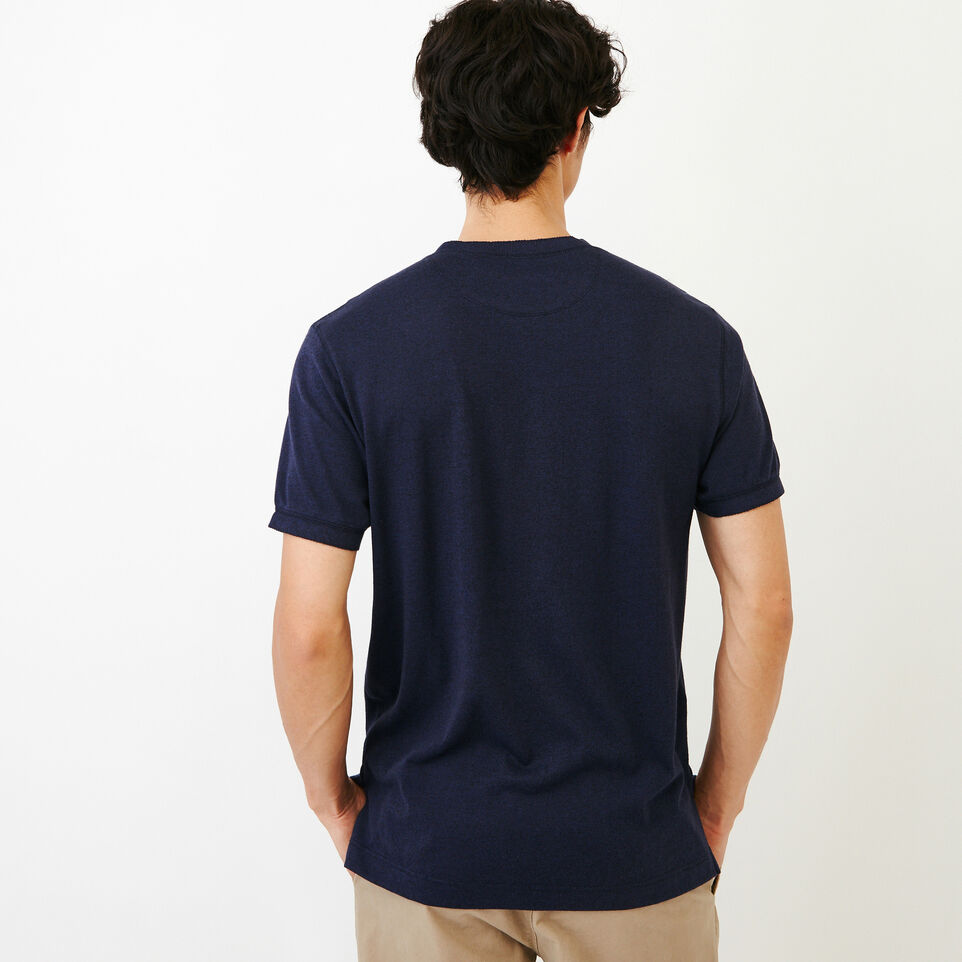 Roots-Men Our Favourite New Arrivals-Perfect Pepper Henley-Eclipse Pepper-D
