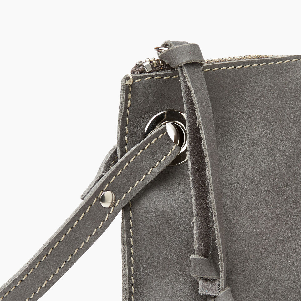 Roots-Women Bags-Edie Bag-Charcoal-D
