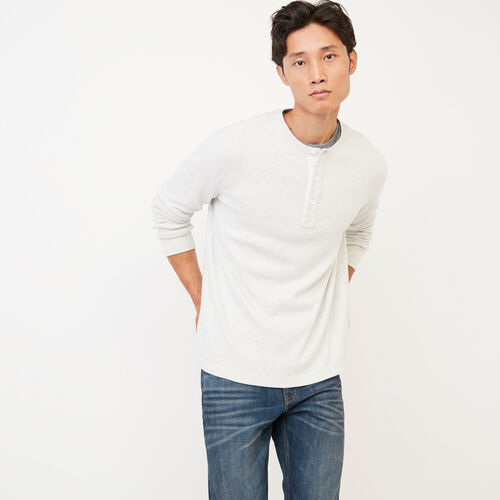 Roots-Men Our Favourite New Arrivals-Killarney Pepper Henley-Ivory Pepper-A