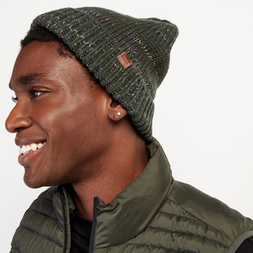 Roots-Men Accessories-Mens Canmore Toque-Loden-A
