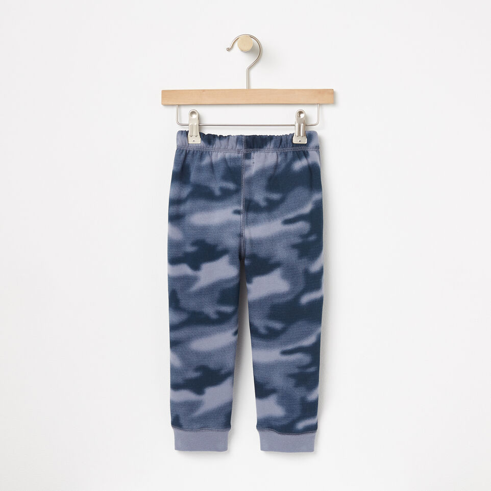Roots-undefined-Toddler Blurred Camo Slim Sweatpant-undefined-B