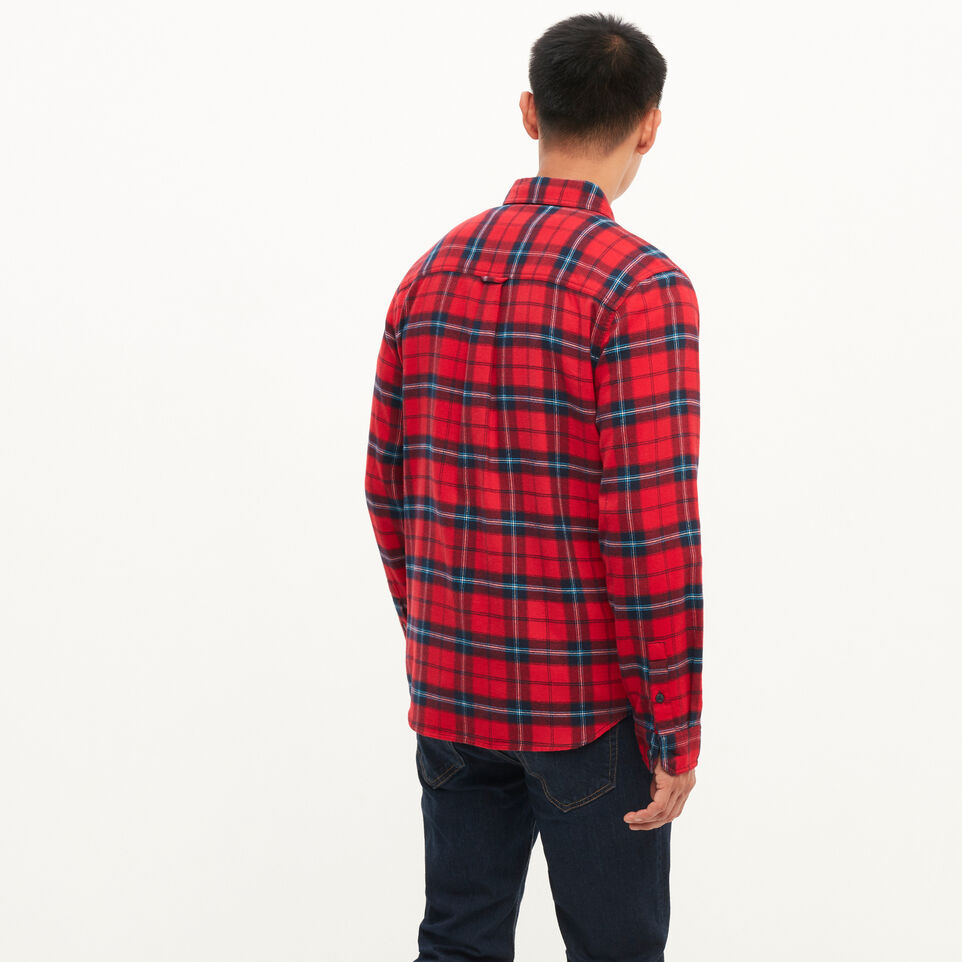 Roots-undefined-Manning Flannel Shirt-undefined-D
