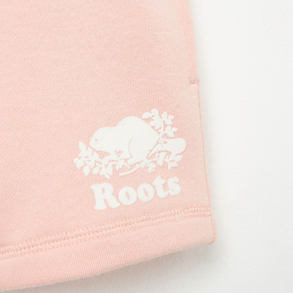 Roots-undefined-Baby Original Athletic Short-undefined-D