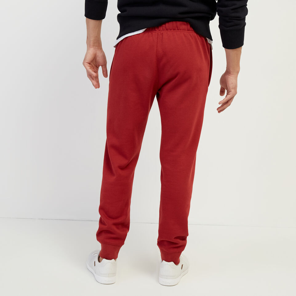 Roots-New For March Rba Collection-RBA Park Slim Sweatpant-Rosewood-D