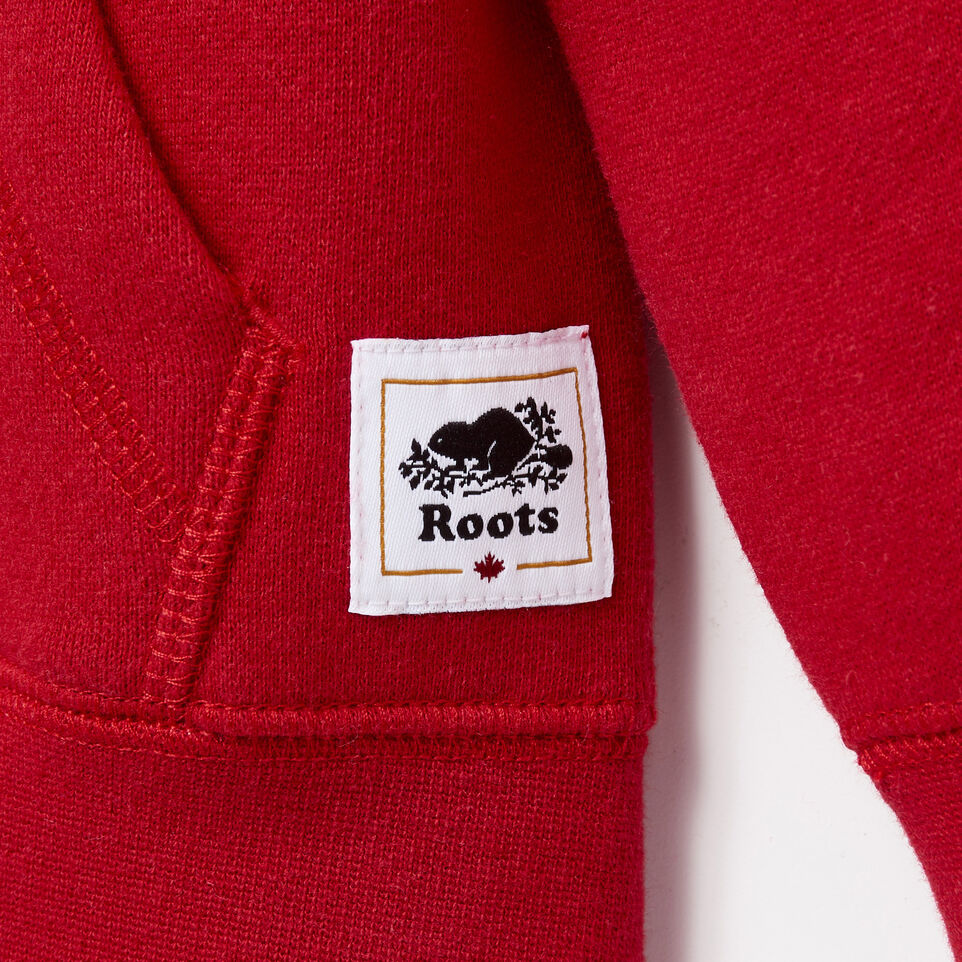 Roots-Kids Our Favourite New Arrivals-Toddler Canada Full Zip Hoody-Sage Red-C