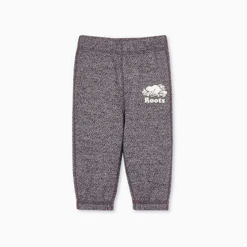 Roots-Kids Baby-Baby Original Sweatpant-Charcoal Pepper-A