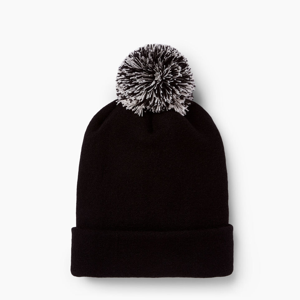 Roots-Women Canada Collection By Roots™-Canada Pom Pom Toque-Black-C