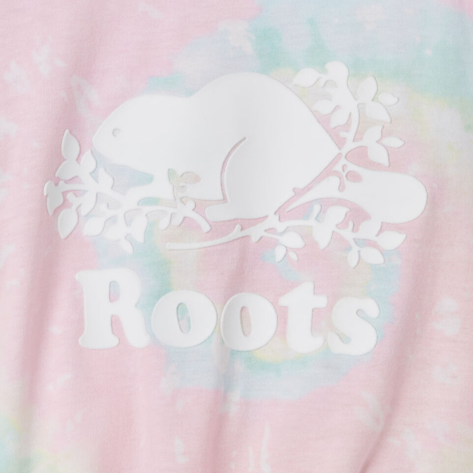 Roots-Kids Toddler Girls-Toddler Tie T-shirt-Multi-C