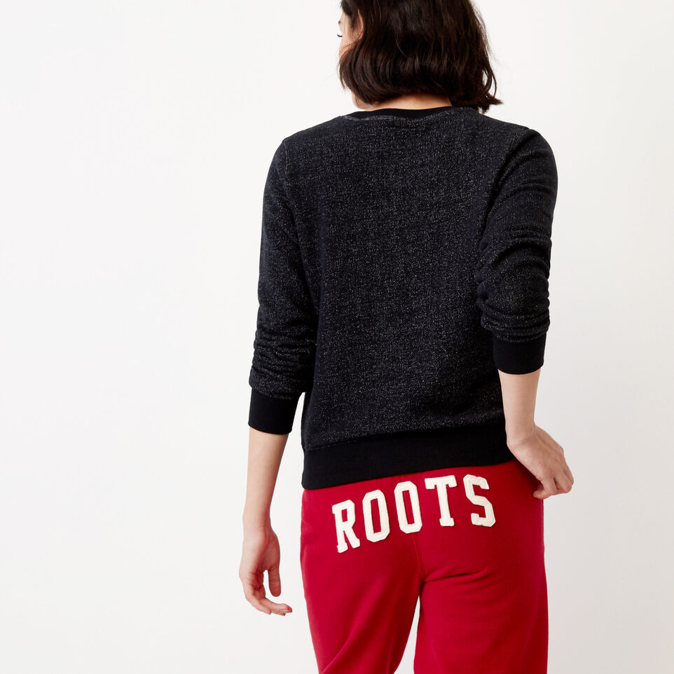 Roots-undefined-Buddy Cozy Crew Sweatshirt-undefined-D