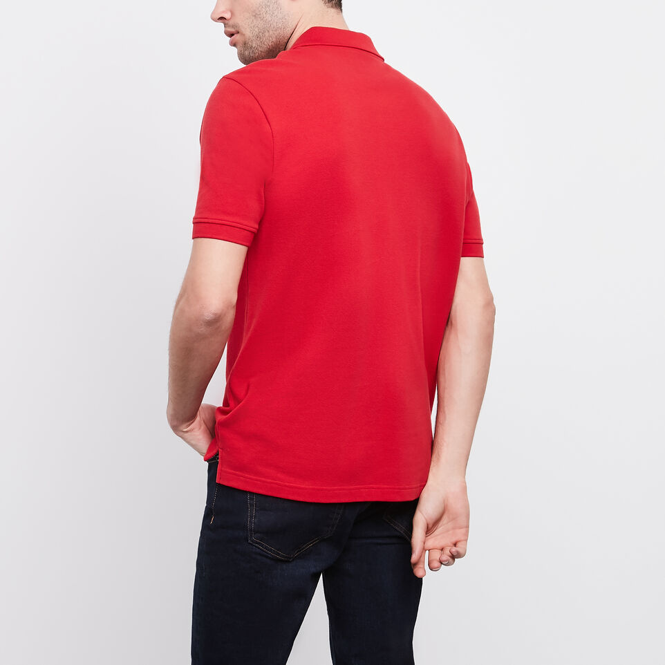 Roots-undefined-Don River Pique Polo-undefined-D
