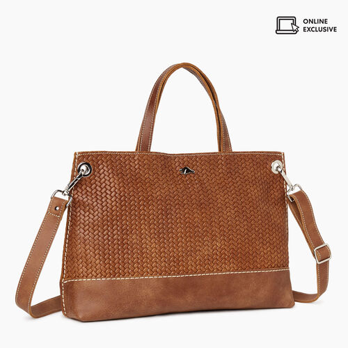 Roots-Leather New Arrivals-Edie Tote Woven-Natural-A