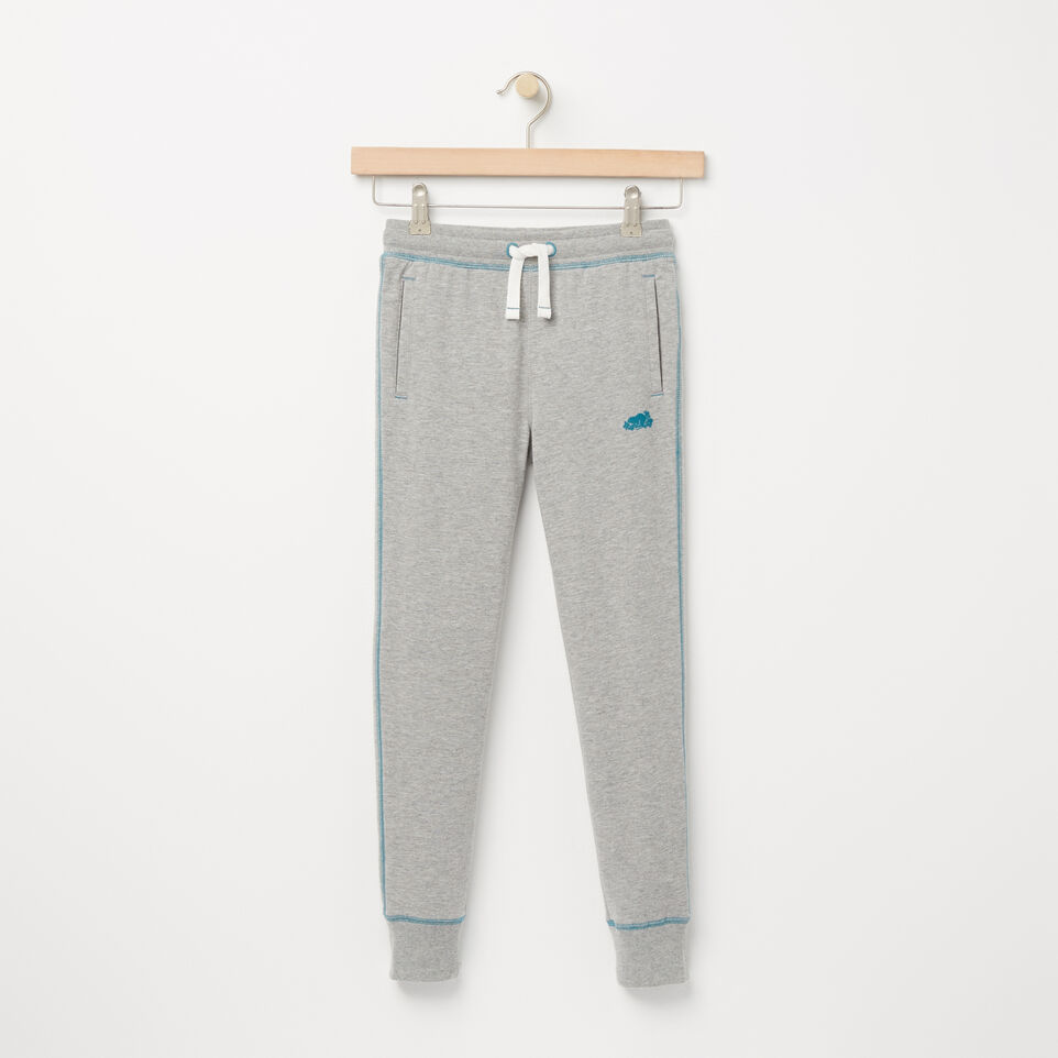 Roots-undefined-Filles Pantalons Jogging Crane-undefined-A