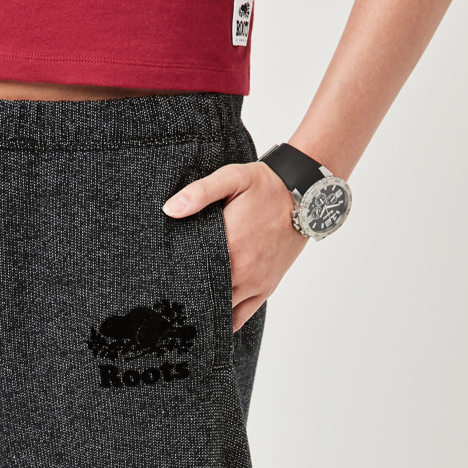 Roots-undefined-Black Pepper Roots Sweatpants-undefined-C