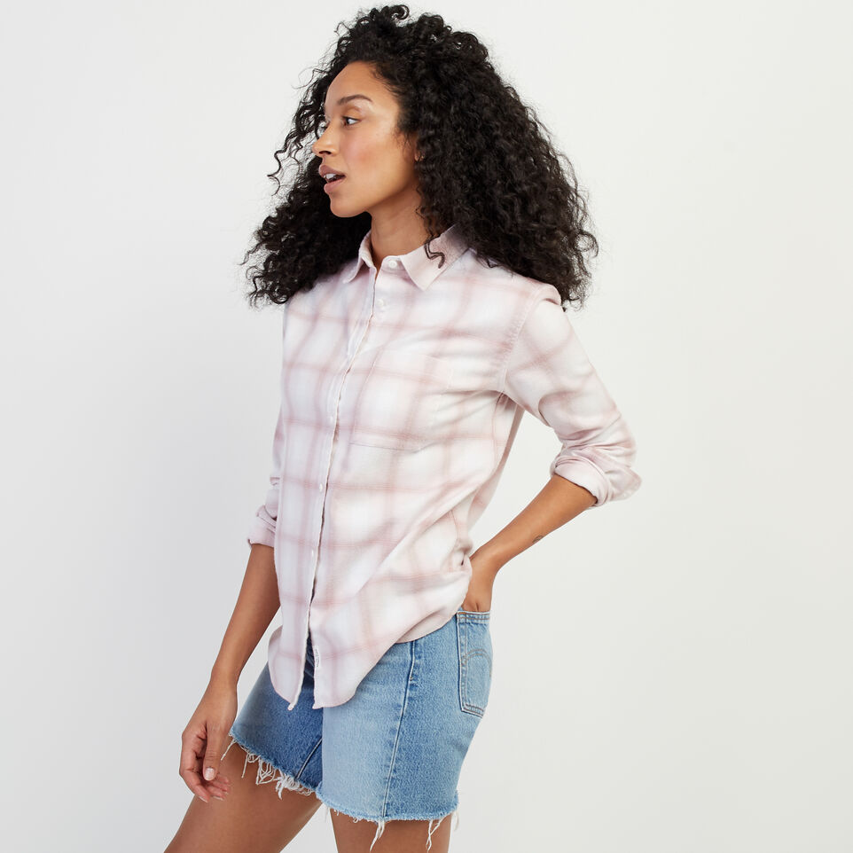 Roots-undefined-Journey Flannel Shirt-undefined-C