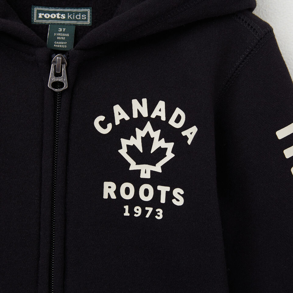 Roots-undefined-Tout-Petits Chandail Capuchon Gpl True North-undefined-C
