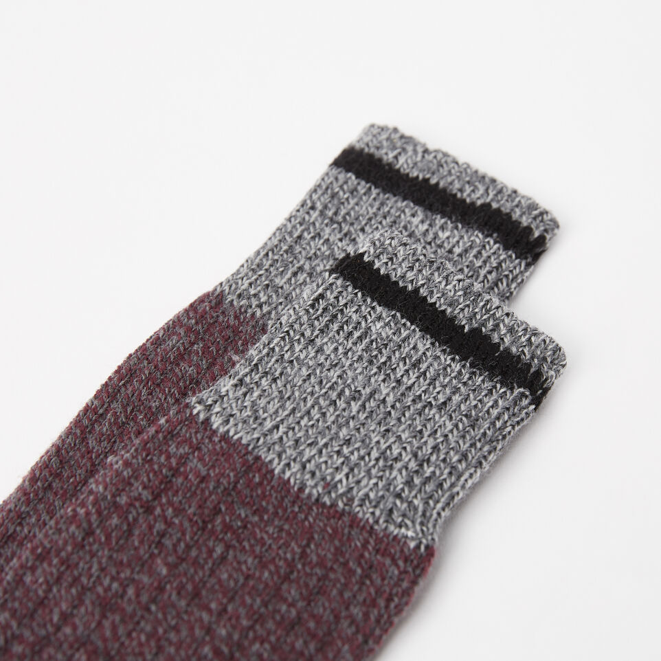 Roots-undefined-Chaussettes Cabane Femmes Pqt2-undefined-B