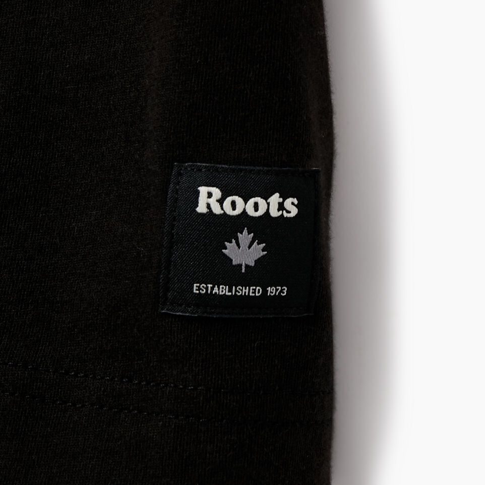 Roots-undefined-Mens Vintage Arch T-shirt-undefined-C