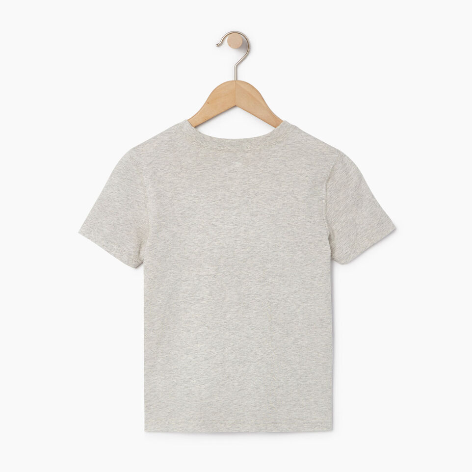 Roots-Kids Our Favourite New Arrivals-Boys Canada T-shirt-Grey Mix Pepper-B