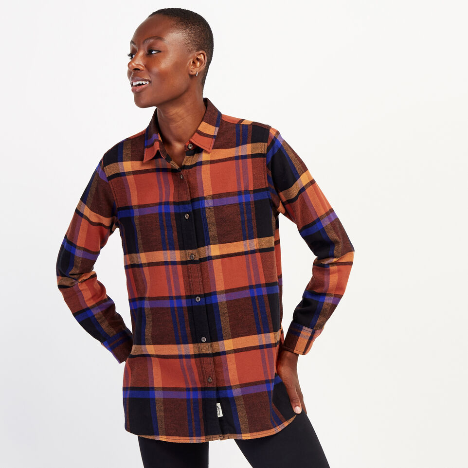 Roots-undefined-Mahone Tunic Shirt-undefined-A
