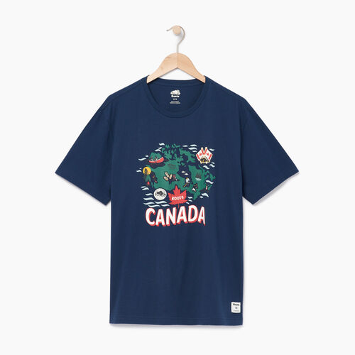 Roots-Men Categories-Mens Across Canada T-shirt-Cascade Blue-A