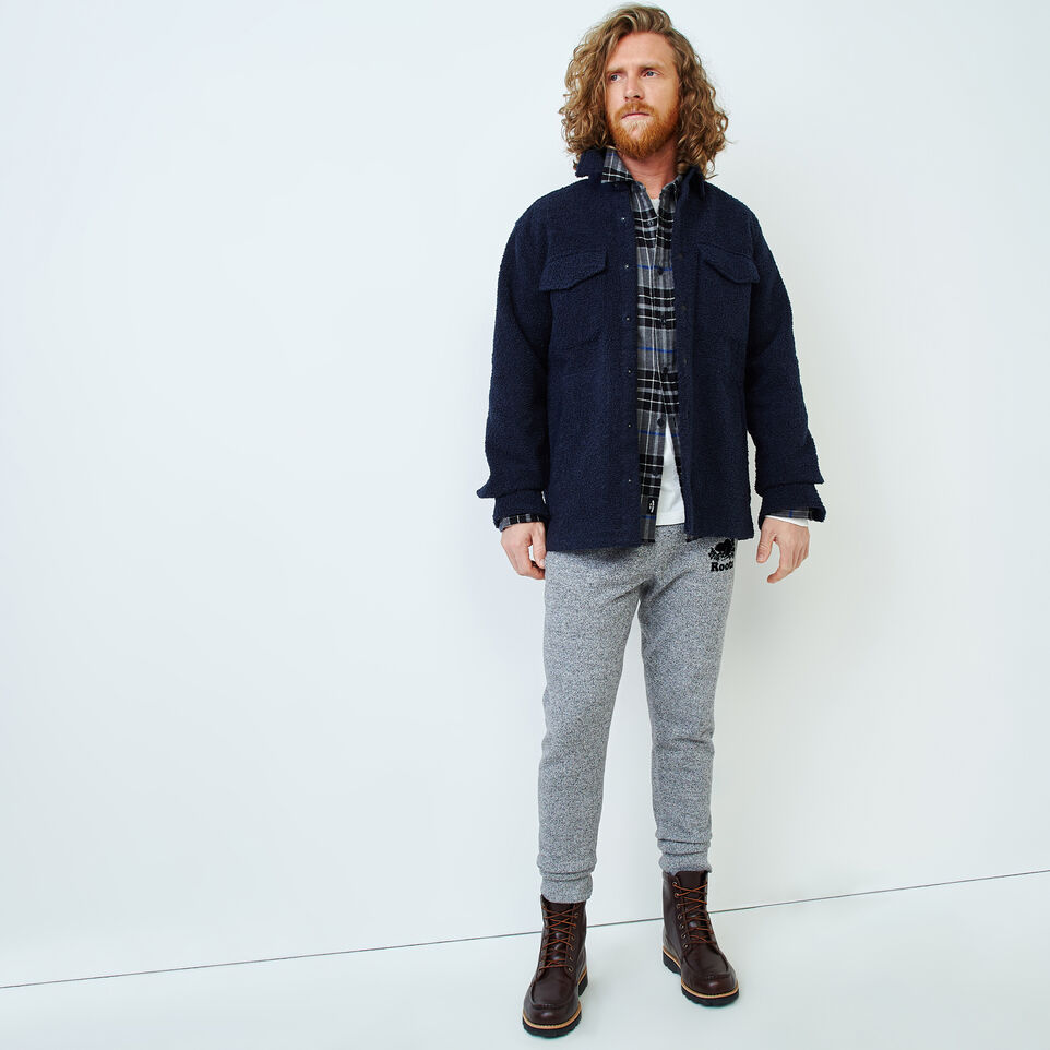 Roots-undefined-Clossen Flannel Shirt-undefined-B