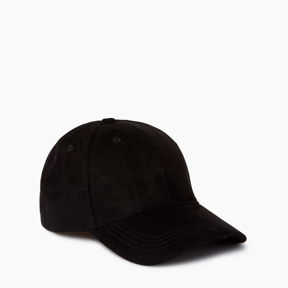 Roots-Women Our Favourite New Arrivals-Alexis Baseball Cap-Black-A