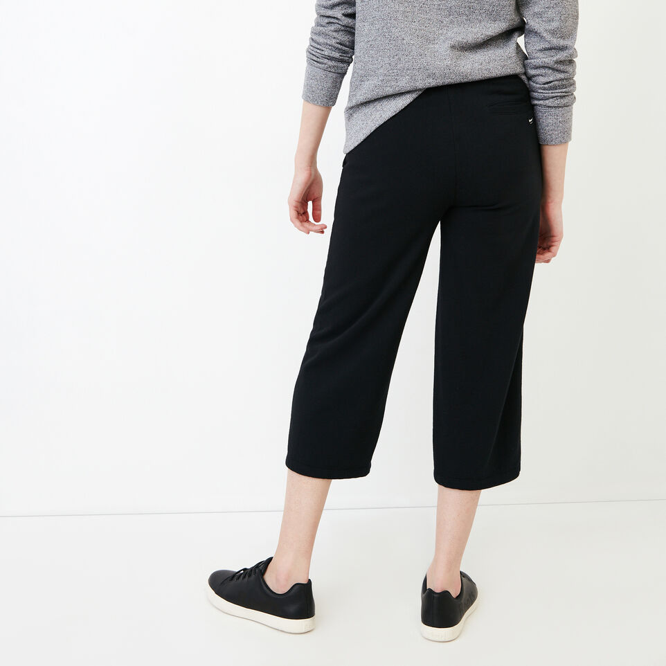 Roots-undefined-Melange Terry Sweatpant-undefined-D