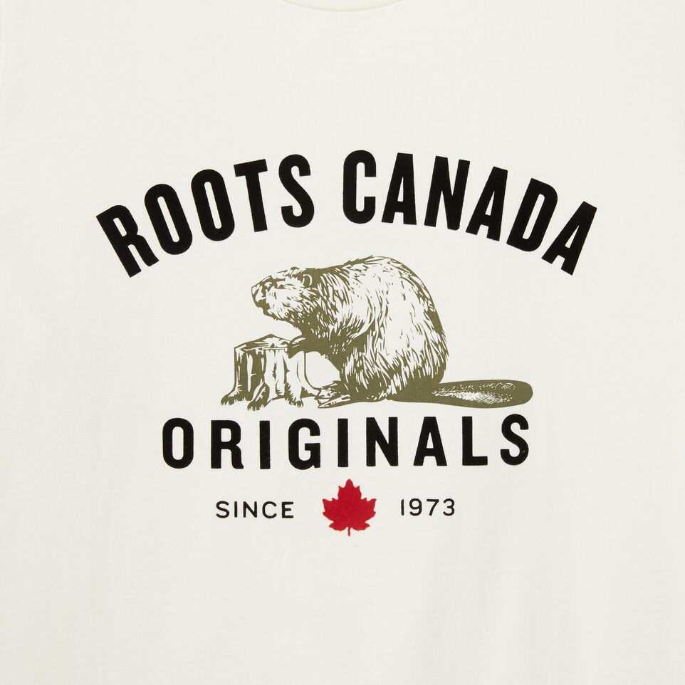 Roots-undefined-T-shirt Roots original-undefined-D