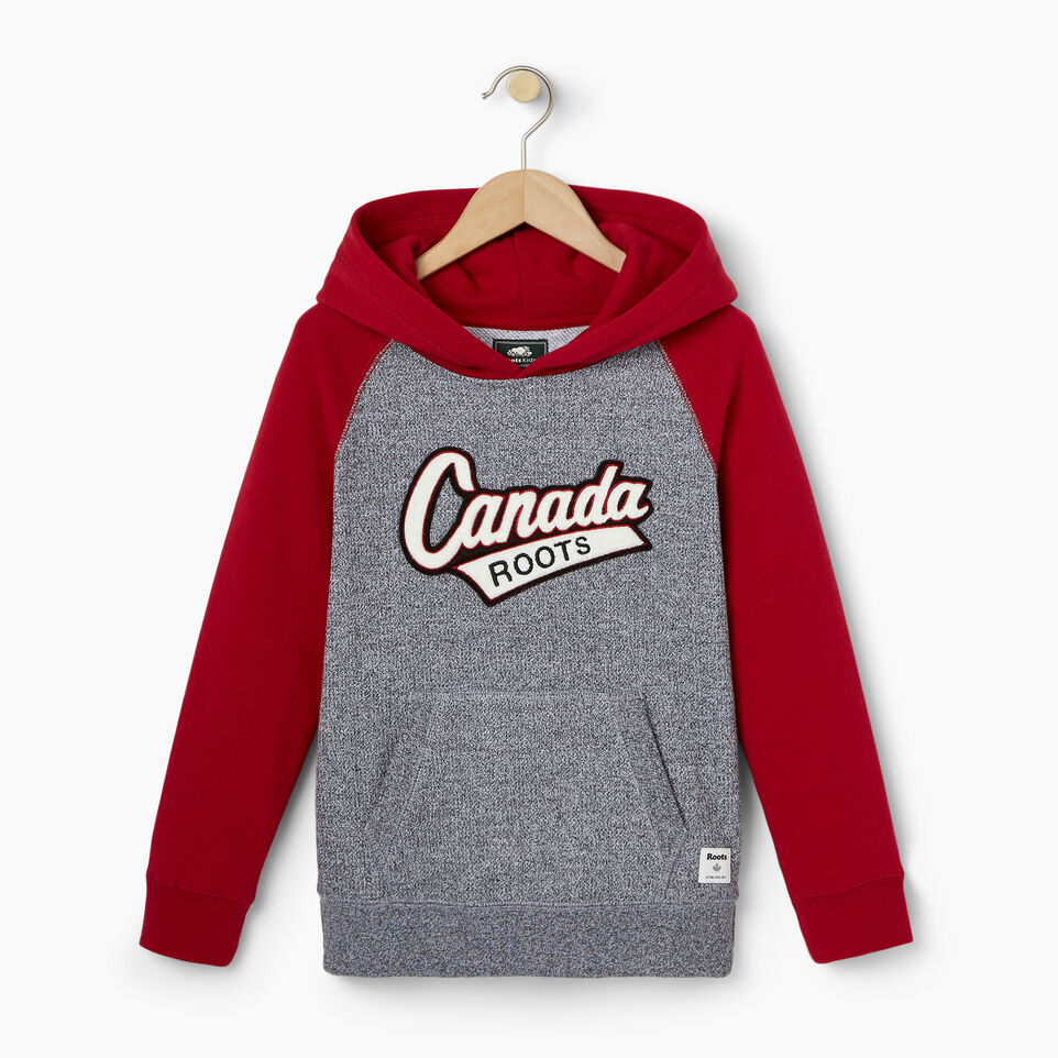 Roots-Kids Our Favourite New Arrivals-Boys Canada Hoody-Salt & Pepper-A