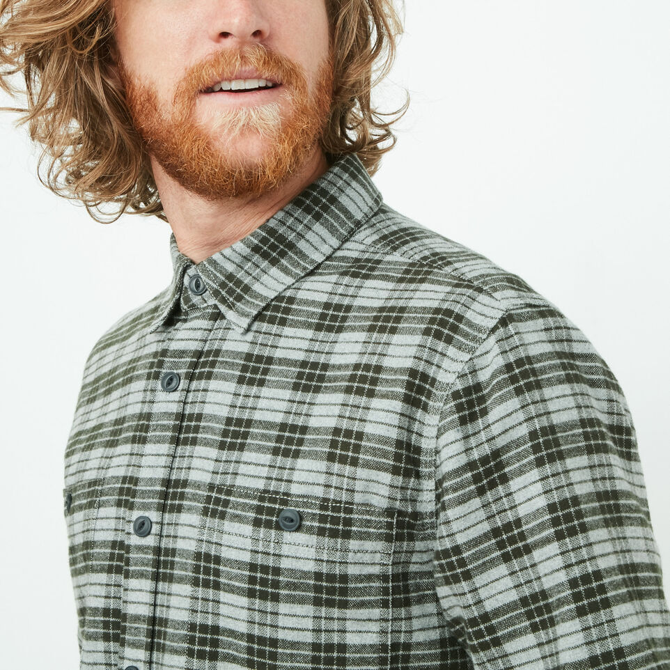 Roots-undefined-Braeburn Flannel Shirt-undefined-C