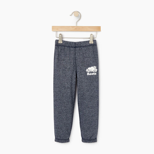 Roots-Kids Our Favourite New Arrivals-Toddler Original Sweatpant-Navy Blazer Pepper-A