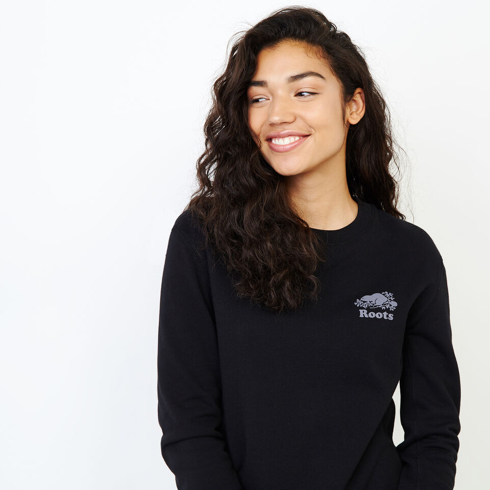 Roots-undefined-Roots Breathe Crew Sweatshirt-undefined-E